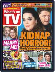What's on TV (Digital) Subscription February 13th, 2021 Issue