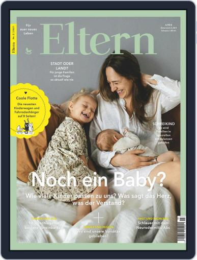 Eltern March 1st, 2021 Digital Back Issue Cover