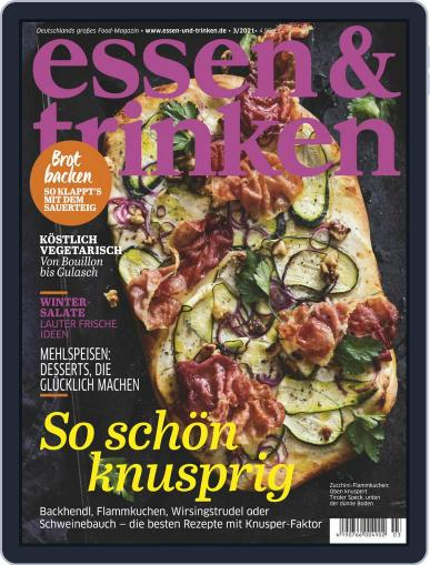 essen&trinken March 1st, 2021 Digital Back Issue Cover