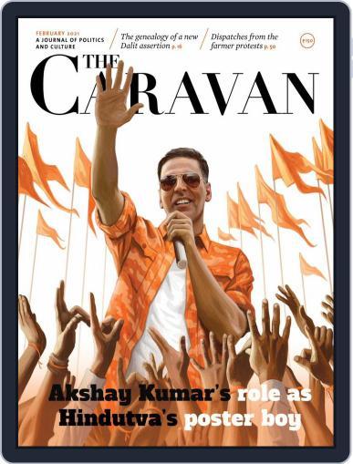 The Caravan February 1st, 2021 Digital Back Issue Cover