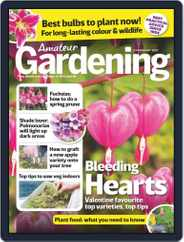 Amateur Gardening (Digital) Subscription February 13th, 2021 Issue
