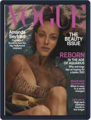 Vogue Australia (Digital) Subscription February 1st, 2021 Issue