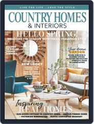 Country Homes & Interiors (Digital) Subscription March 1st, 2021 Issue
