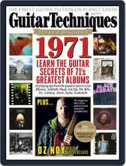 Guitar Techniques (Digital) Subscription April 1st, 2021 Issue