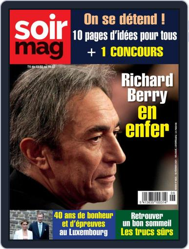 Soir mag February 10th, 2021 Digital Back Issue Cover