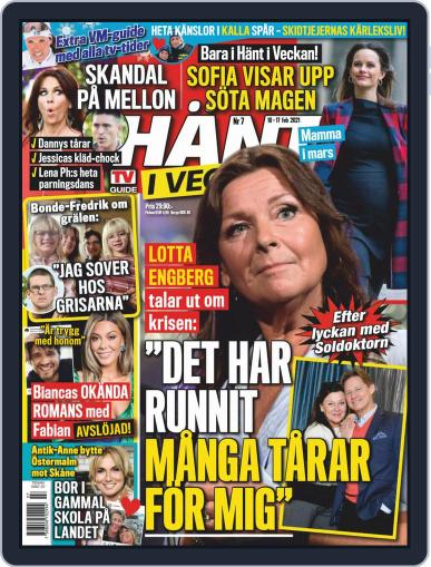 Hänt i Veckan (Digital) February 17th, 2021 Issue Cover