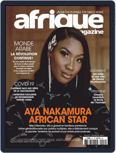 Afrique February 1st, 2021 Digital Back Issue Cover