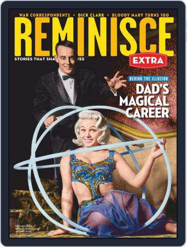 Reminisce Extra (Digital) January 1st, 2021 Issue Cover