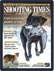 Shooting Times & Country (Digital) Subscription February 10th, 2021 Issue