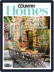 Australian Country Homes (Digital) Subscription January 1st, 2021 Issue