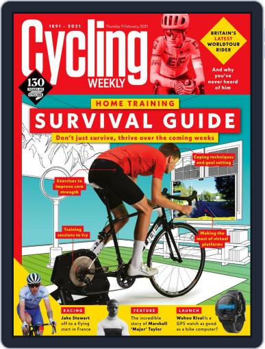 Cycling Weekly February 11th, 2021 Digital Back Issue Cover
