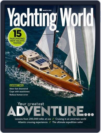 Yachting World (Digital) March 1st, 2021 Issue Cover