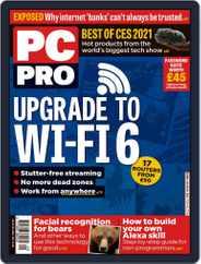 PC Pro (Digital) Subscription April 1st, 2021 Issue