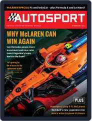 Autosport (Digital) Subscription February 4th, 2021 Issue