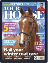 Your Horse (Digital) Subscription February 1st, 2021 Issue