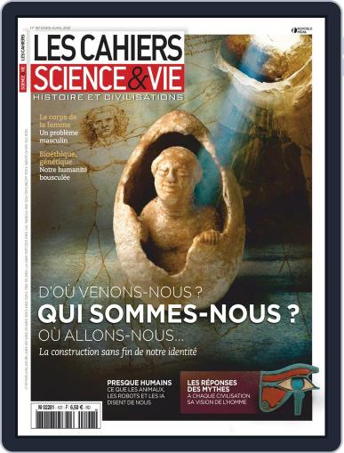 Les Cahiers De Science & Vie (Digital) March 1st, 2021 Issue Cover