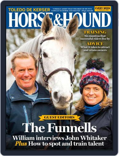 Horse & Hound (Digital) February 11th, 2021 Issue Cover