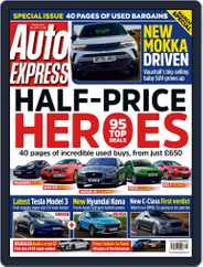 Auto Express (Digital) Subscription February 10th, 2021 Issue