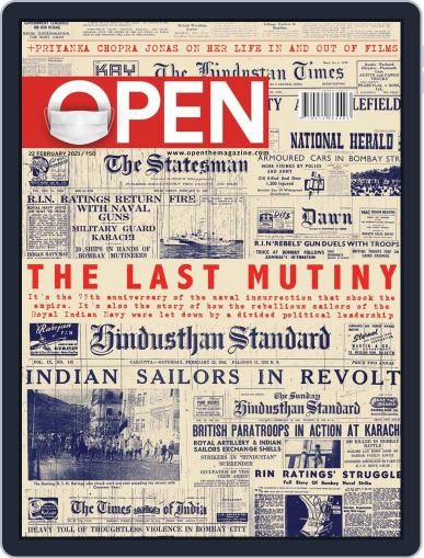 Open India February 12th, 2021 Digital Back Issue Cover