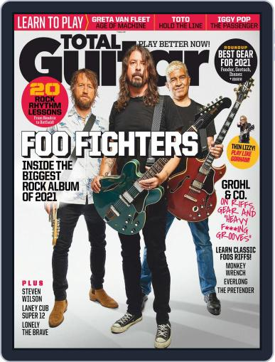 Total Guitar March 1st, 2021 Digital Back Issue Cover