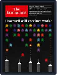 The Economist Continental Europe Edition (Digital) Subscription February 13th, 2021 Issue