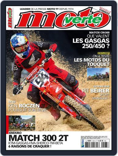 Moto Verte March 1st, 2021 Digital Back Issue Cover