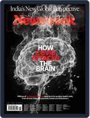 Newsweek International (Digital) Subscription February 19th, 2021 Issue