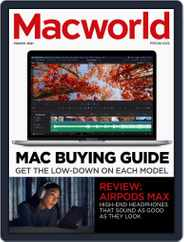Macworld UK (Digital) Subscription March 1st, 2021 Issue