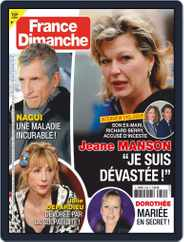 France Dimanche (Digital) Subscription February 5th, 2021 Issue