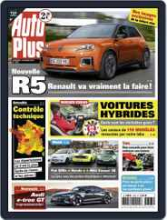 Auto Plus France (Digital) Subscription February 12th, 2021 Issue