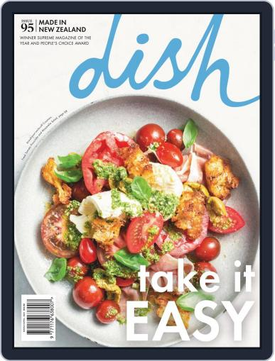 Dish (Digital) March 1st, 2021 Issue Cover