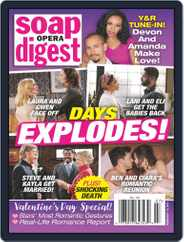 Soap Opera Digest (Digital) Subscription February 15th, 2021 Issue