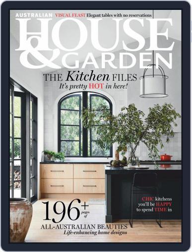 Australian House & Garden March 1st, 2021 Digital Back Issue Cover