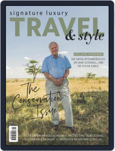 Signature Luxury Travel & Style January 11th, 2021 Digital Back Issue Cover