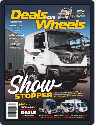 Deals On Wheels Australia (Digital) February 15th, 2021 Issue Cover