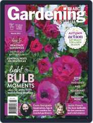 Gardening Australia (Digital) Subscription March 1st, 2021 Issue
