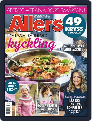Allers (Digital) February 7th, 2021 Issue Cover