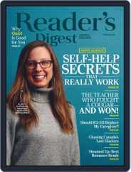 Reader's Digest Canada (Digital) Subscription March 1st, 2021 Issue
