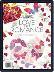 Colouring Book: Love and Romance Magazine (Digital) Subscription February 14th, 2021 Issue