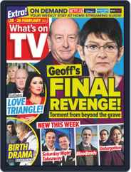 What's on TV (Digital) Subscription February 20th, 2021 Issue