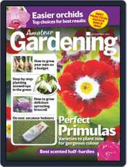 Amateur Gardening (Digital) Subscription February 20th, 2021 Issue