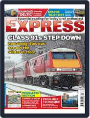 Rail Express (Digital) Subscription March 1st, 2021 Issue