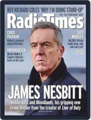 Radio Times (Digital) Subscription February 20th, 2021 Issue