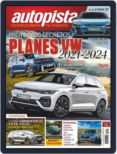 Autopista (Digital) February 10th, 2021 Issue Cover