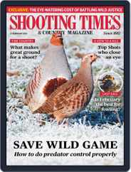 Shooting Times & Country (Digital) Subscription February 17th, 2021 Issue