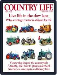 Country Life (Digital) Subscription February 10th, 2021 Issue
