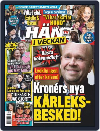 Hänt i Veckan (Digital) February 18th, 2021 Issue Cover