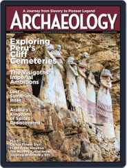ARCHAEOLOGY (Digital) Subscription March 1st, 2021 Issue