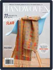 Handwoven (Digital) Subscription March 1st, 2021 Issue