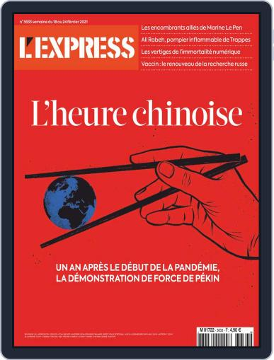 L'express (Digital) February 18th, 2021 Issue Cover